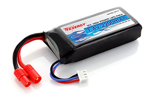 Product highlights 2200mah lipo battery - higher capacity than the original manufacturer battery 2000mAh High C rating 30C - Made for Syma X8C/X8W/X8G RC ...