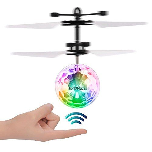 Flying Toys For Boys : Maeffort kid and boy toys rc flying ball infrared