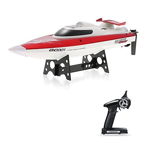GoolRC GC001 Remote Control Boat 2 4GHz 30km/h High Speed Electric