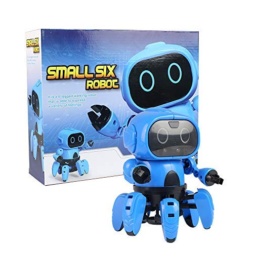 Robot Toy, Robot kits for Boys Gift DIY Robot Assemble Toy ...