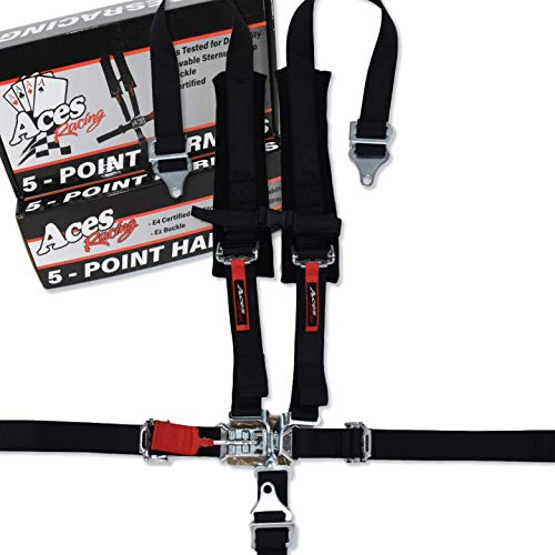 Top 7 5 Point Racing Harness